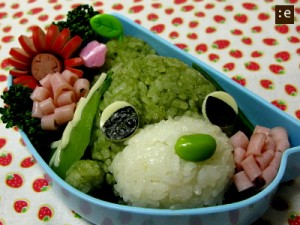 Charaben Lunch box Mania