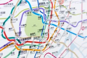 東京 地下鐵 怎麼搭