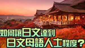 日文能力 日文母語人士 日文程度好